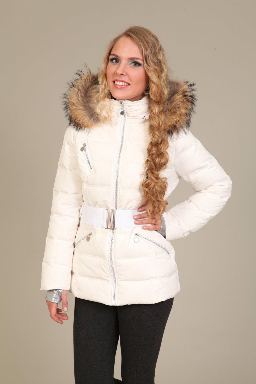 Купить Зимнюю Куртку Белую