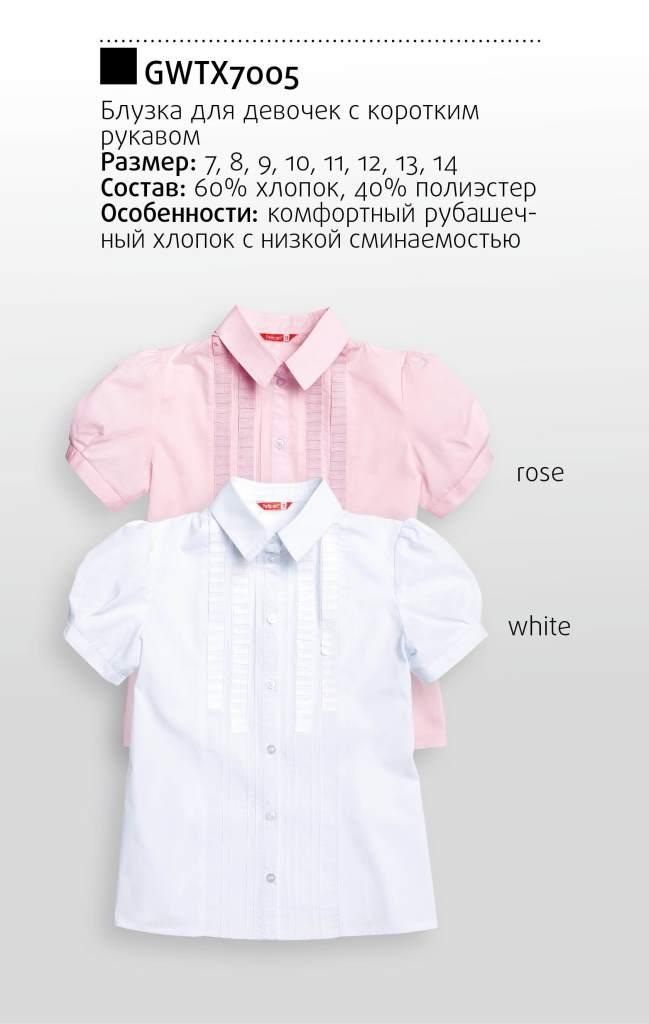 Блузки Пеликан Размеры