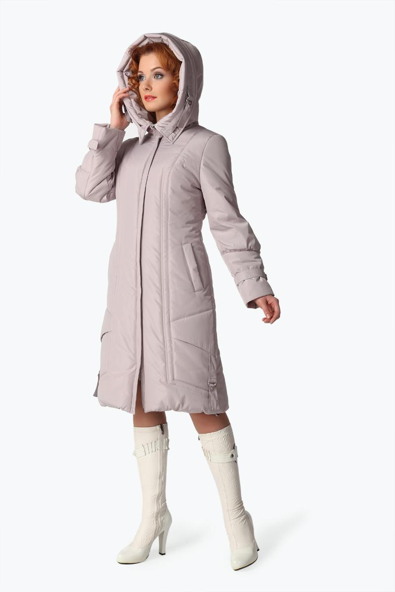 Куртки и пальто из холлофайбера