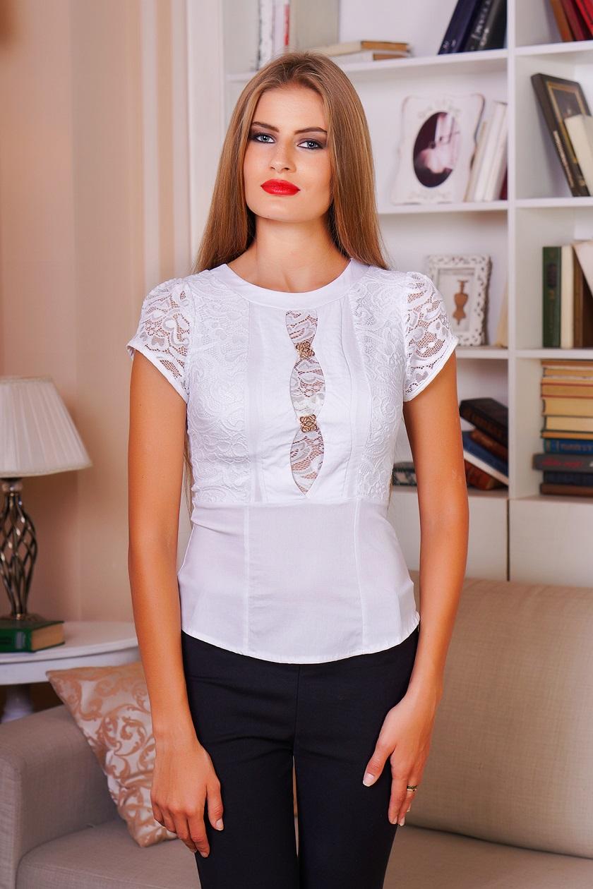 Белые Гипюровые Блузки В Новосибирске
