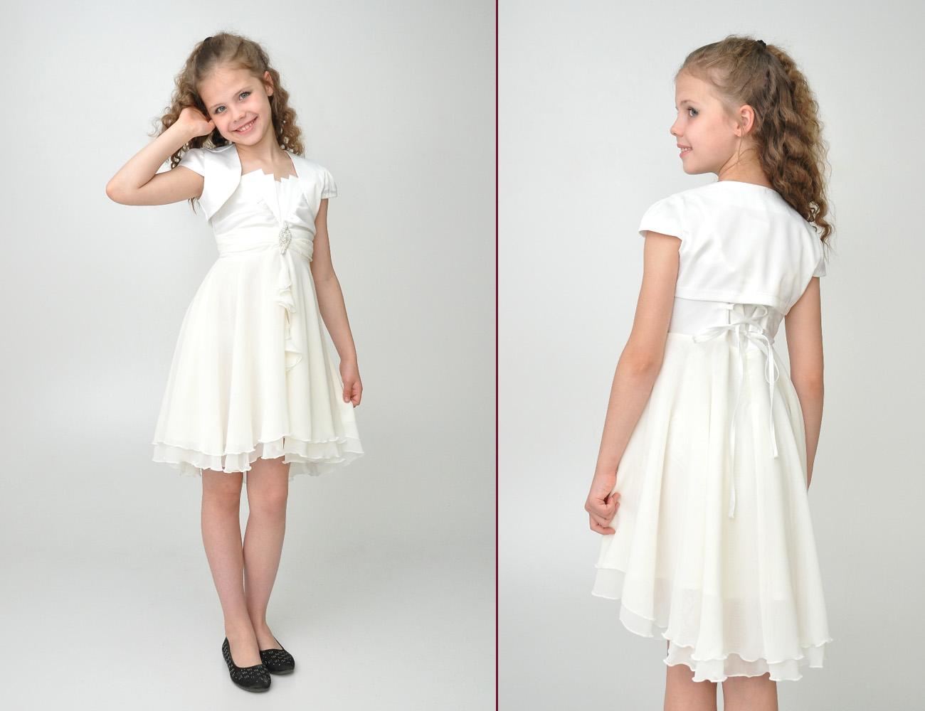 Как сшить платье футляр для девочки 179