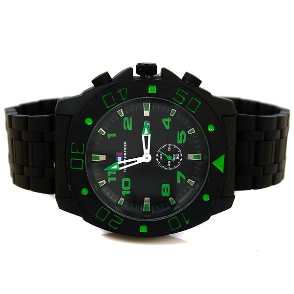 Купить часы черные матовые