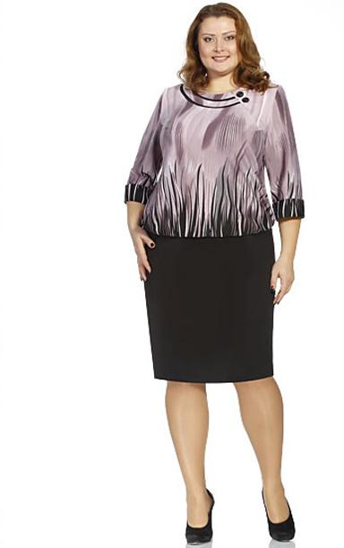 be39ae89dbcb Женская одежда больших размеров интернет магазин недорого ...