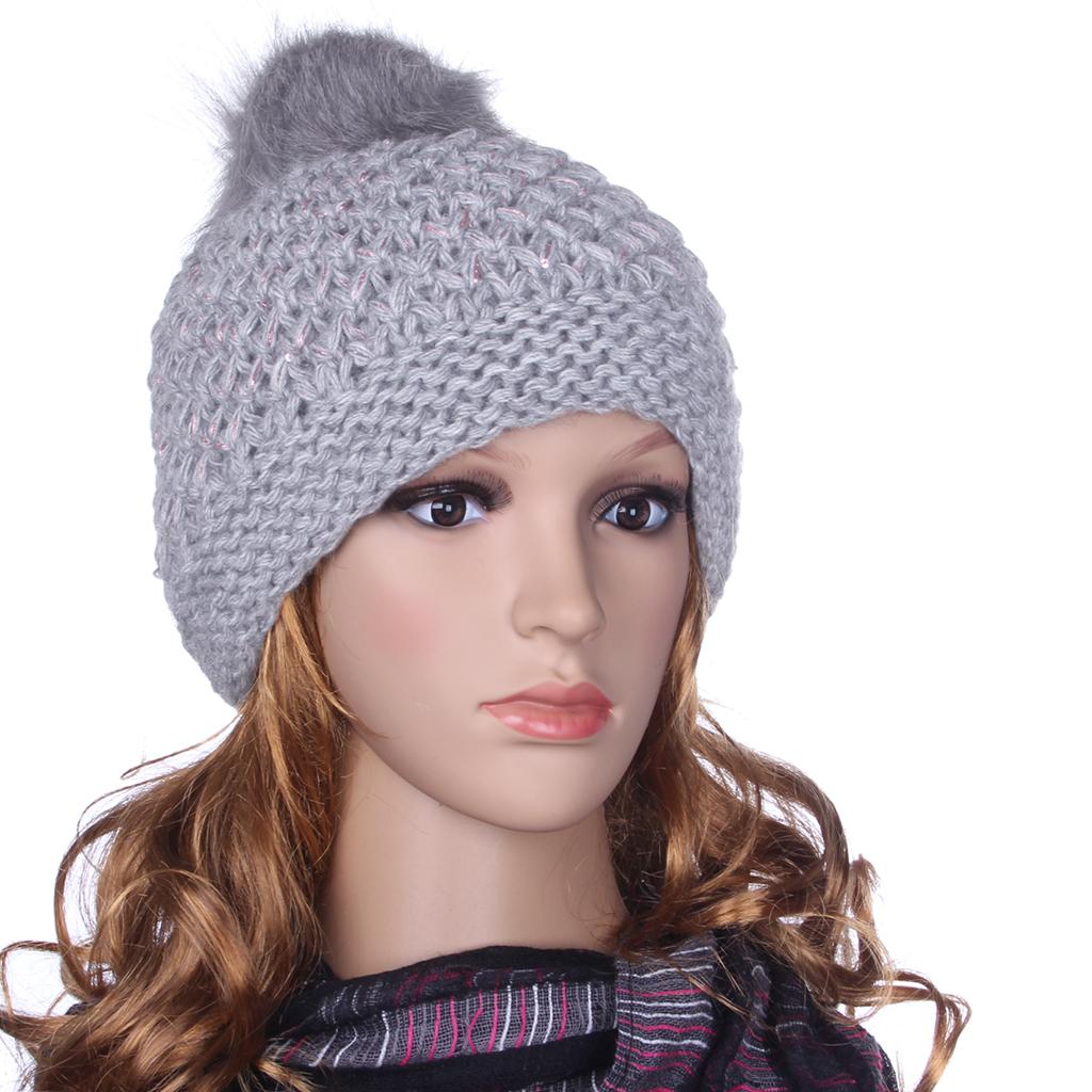 Вязаные зимние шапки Вязание Шапок Спицами и Крючком 82