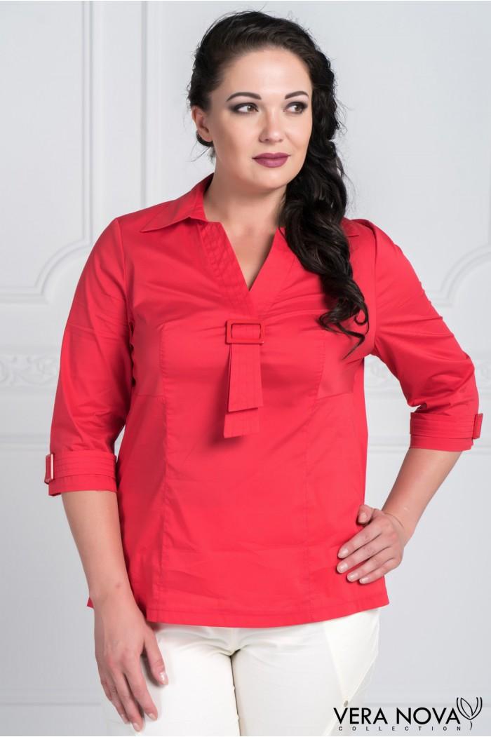 Бордовая Блузка В Омске