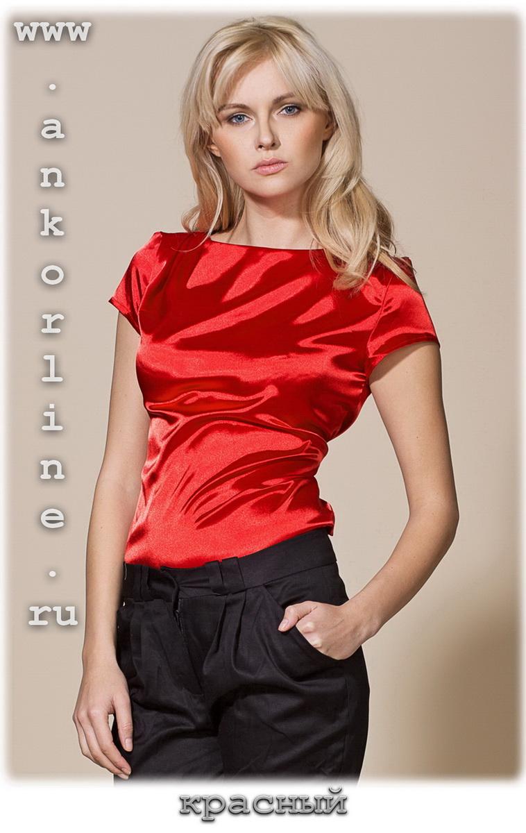 Шелковые Блузки Купить