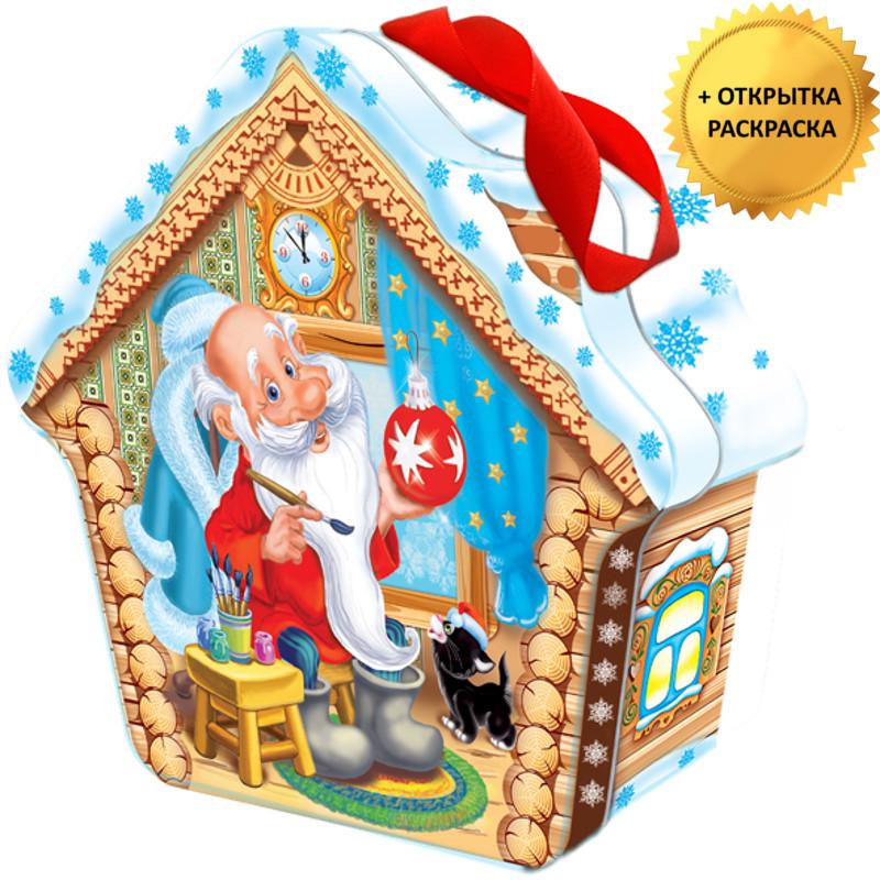 Фабрика подарков регион поставка каталог новогодних подарков