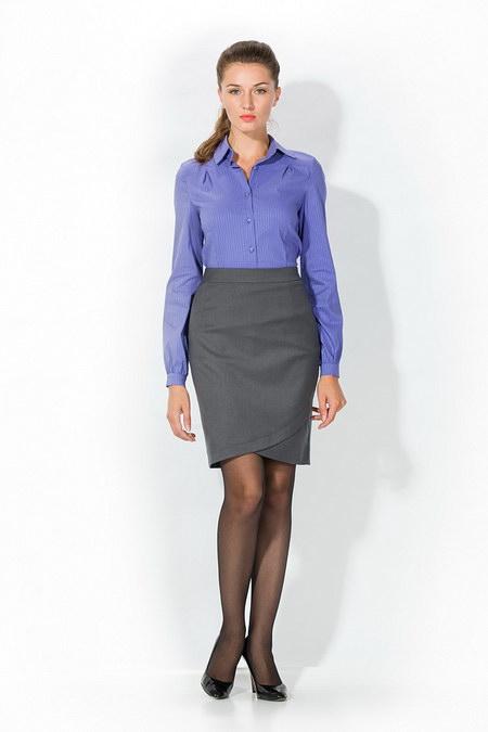 Классические блузки женские