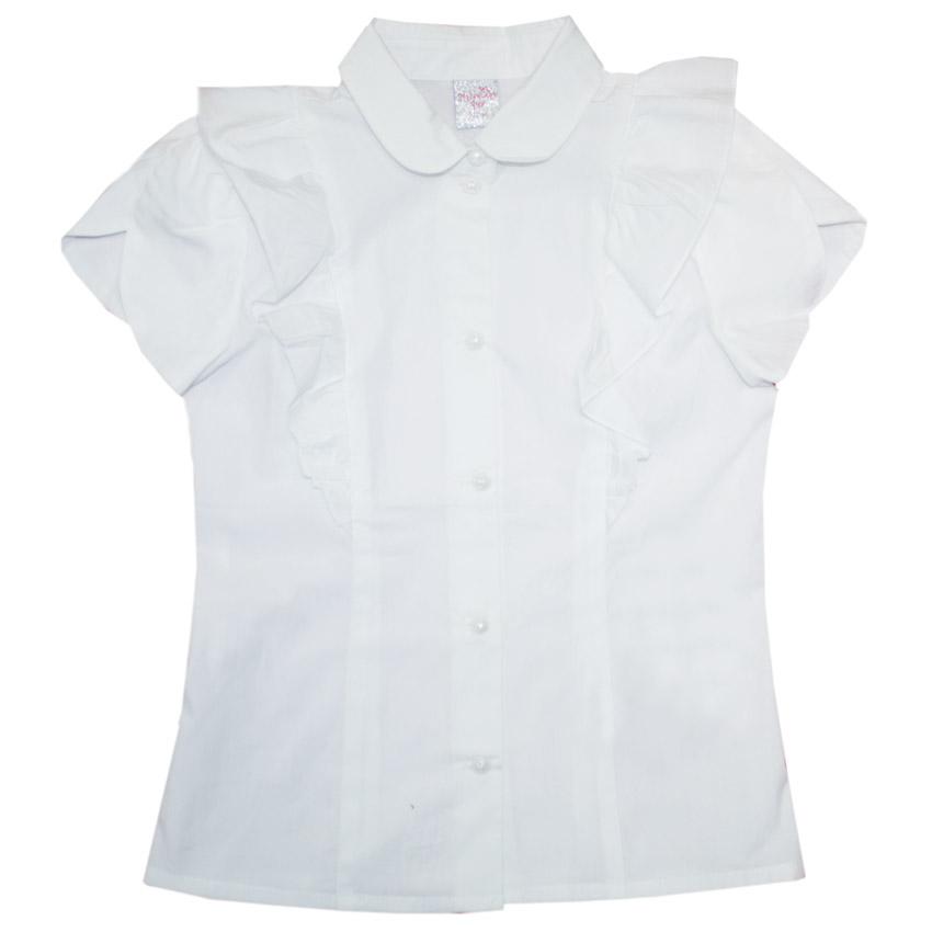 Купить блузку к школе для девочки