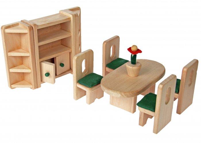 Как сделать игрушечную мебель для кукол своими руками