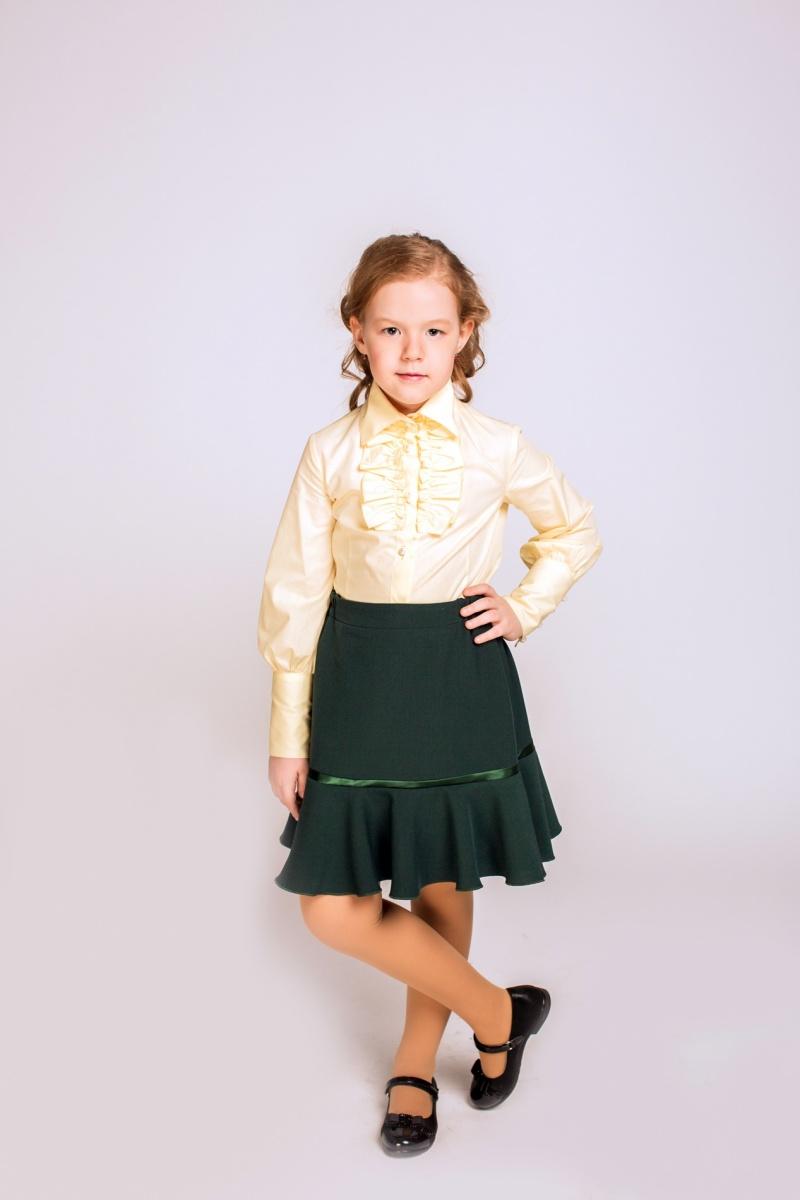 Школьная Блузка Для Девочек 2014