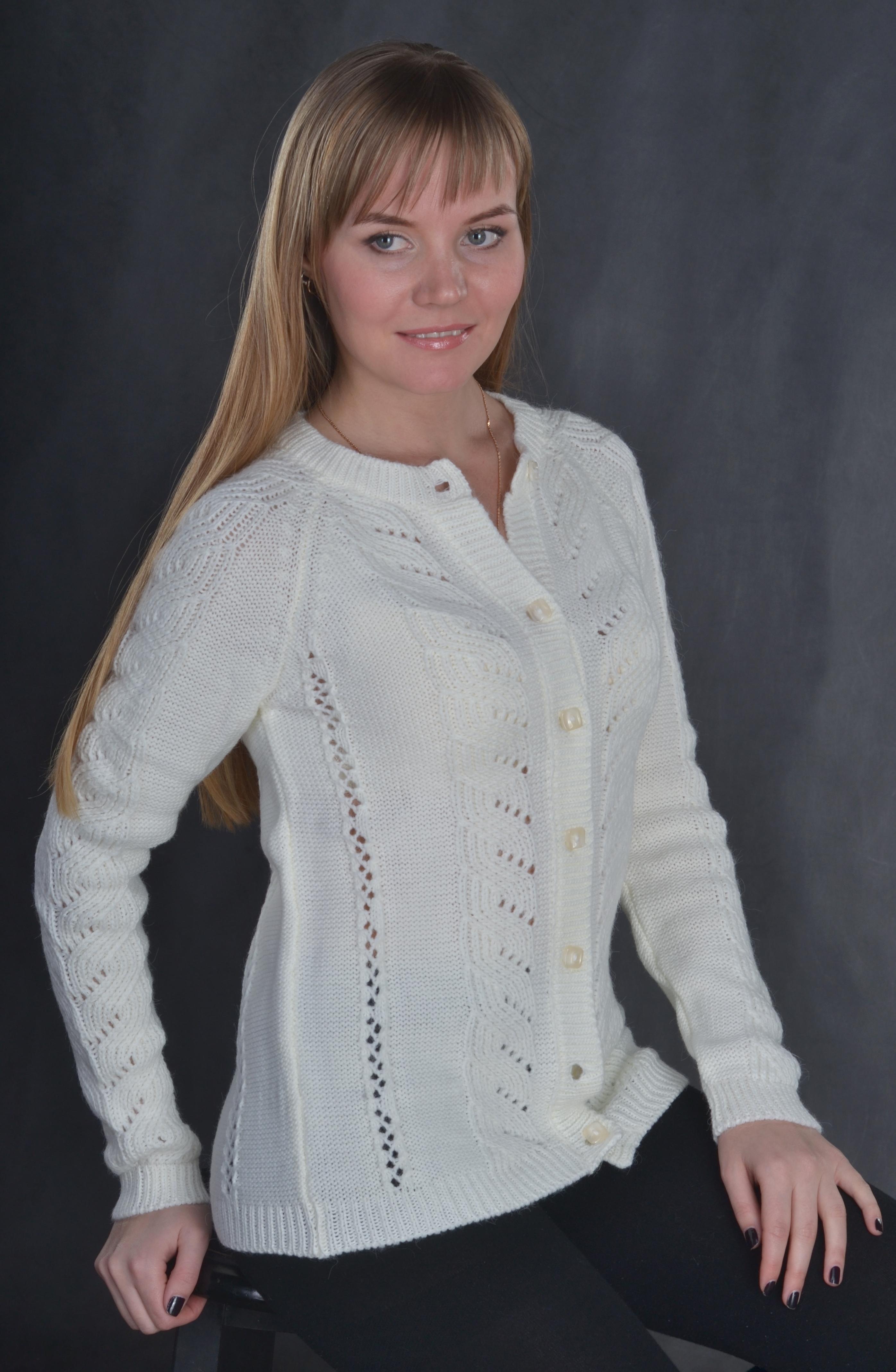 ажурный пуловер с доставкой