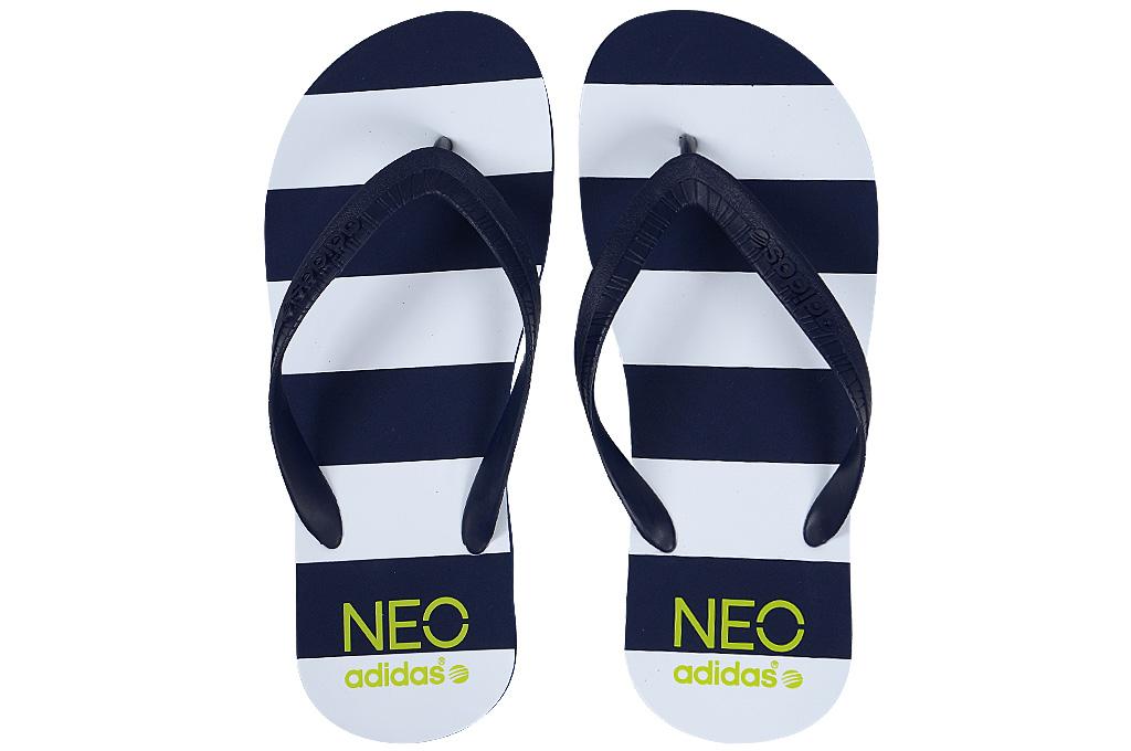 adidas neo flip flop