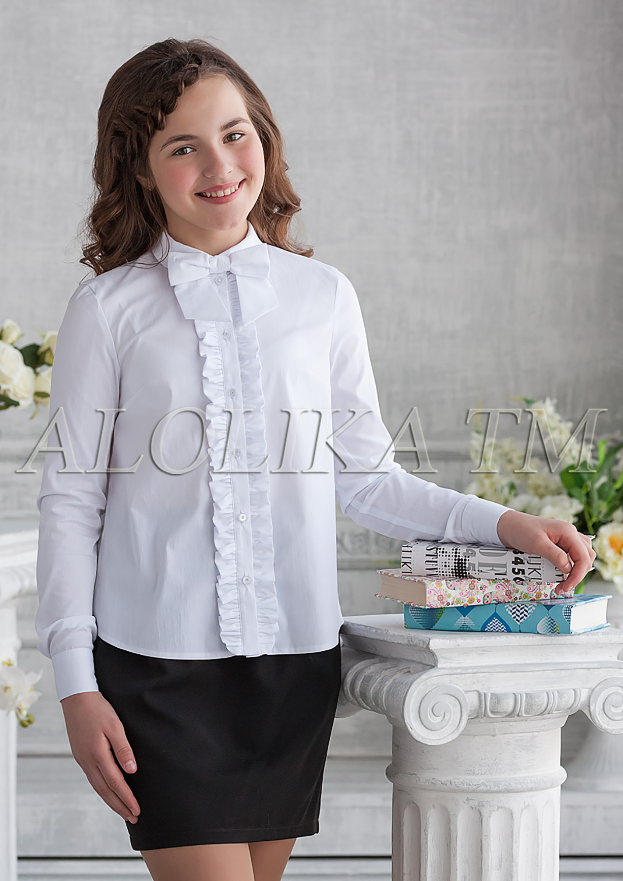 Школьные Блузки Для Девочек Фото В Новосибирске