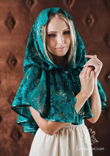 Как сшить донской платок в храм своими руками
