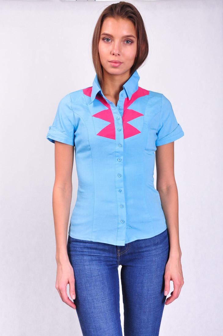 Купить Женскую Блузку Рубашку Недорого