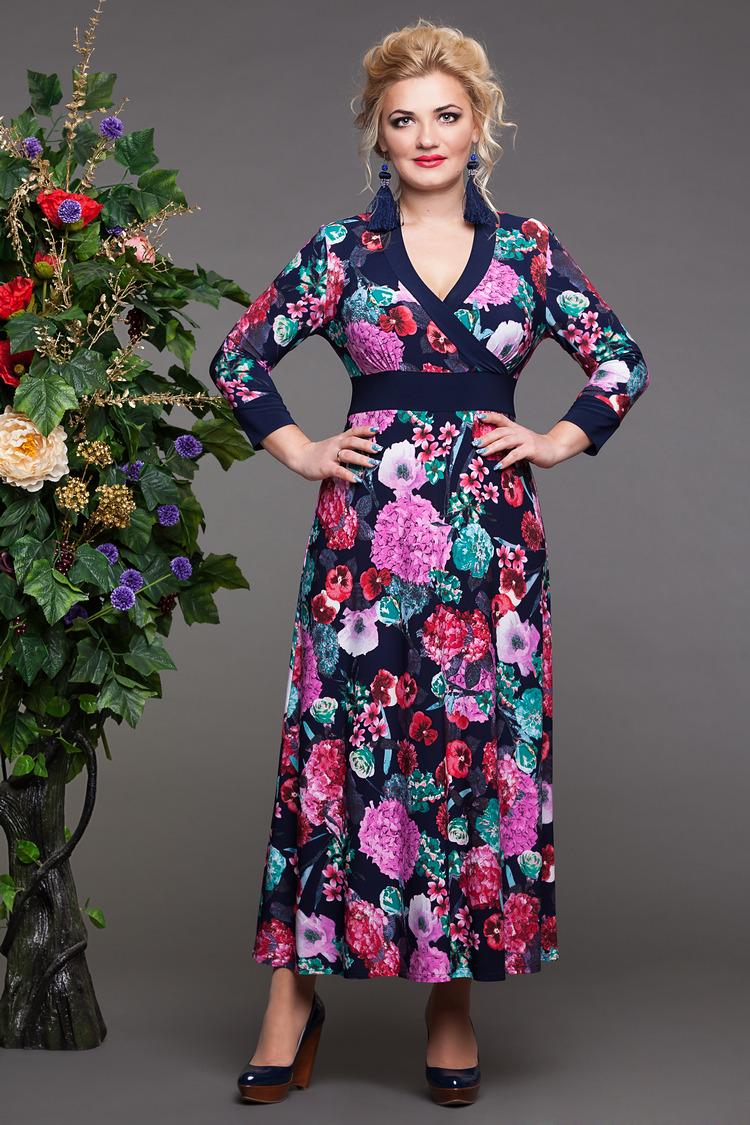Купить в москве женскую одежду больших размеров в интернет магазине