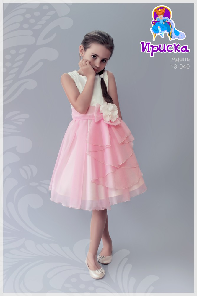 Как можно украсить детское платье фото