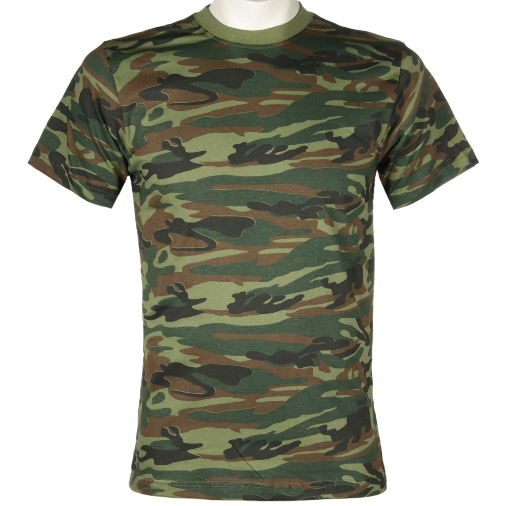 камуфляжная футболка мужская фото