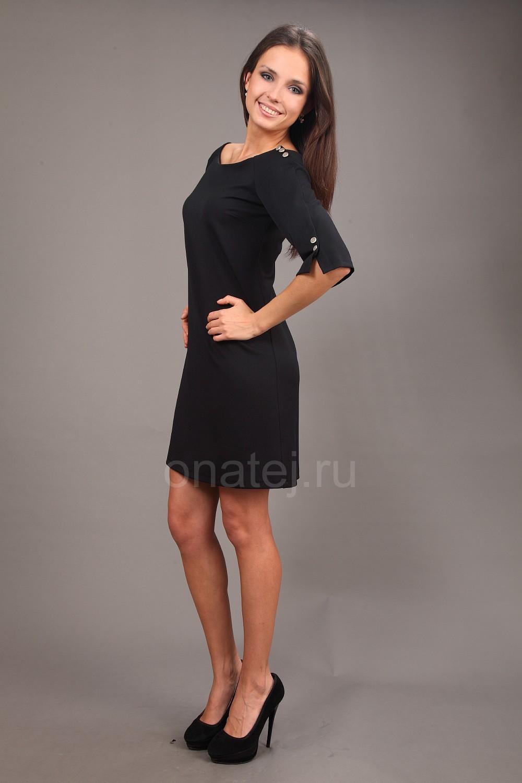 Купить Черное Платье Пышное