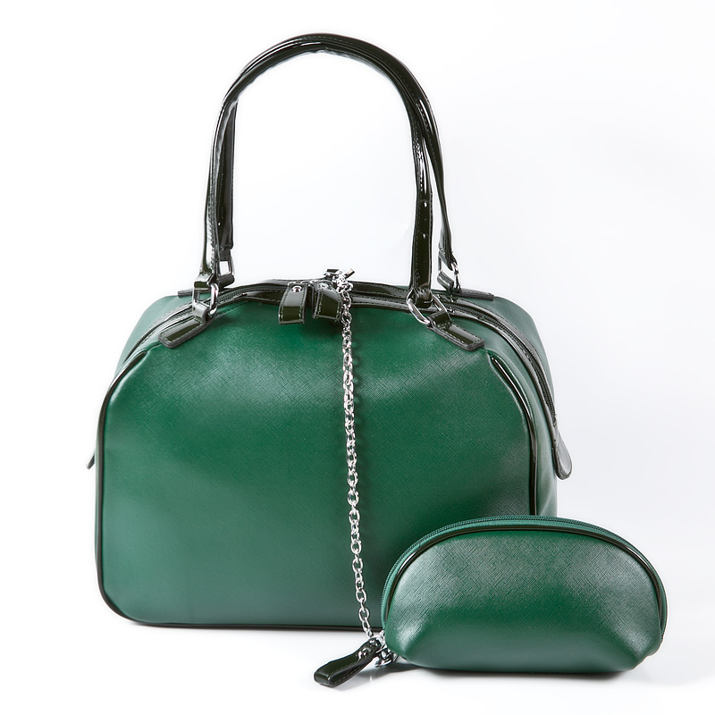 Сумка Sabellino женская, цвет зеленый Sabellino Идеальная цена.
