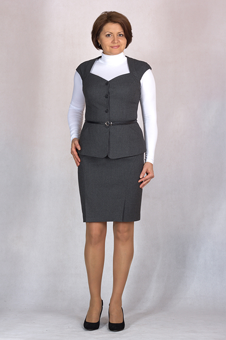 Носите юбки и платья чаще - это так украшает!