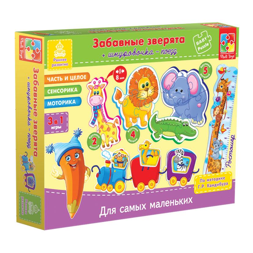 Развивающие игры для самых маленьких детей своими руками