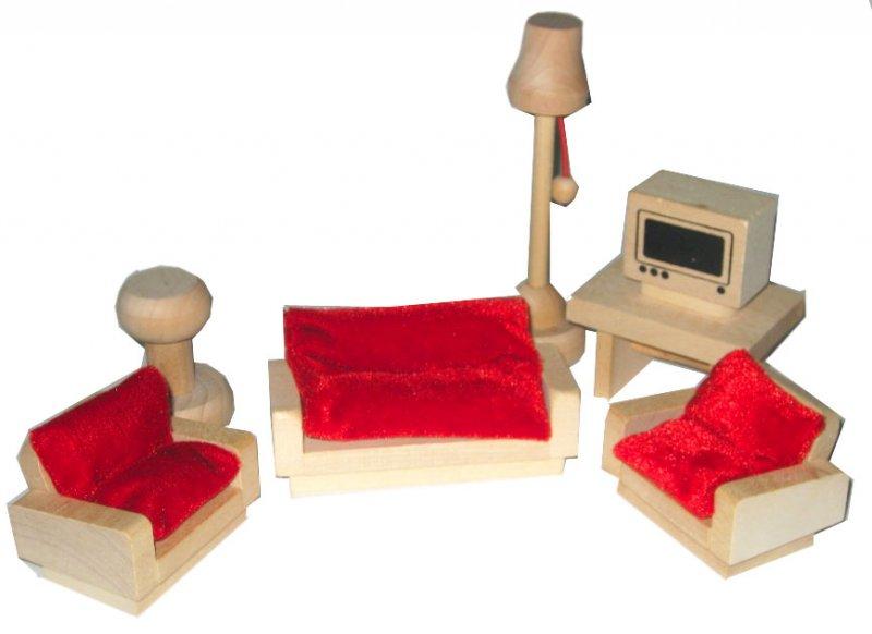 Развивающие игрушки / Деревянные игрушки/Benho/wood-toys  Мебель для