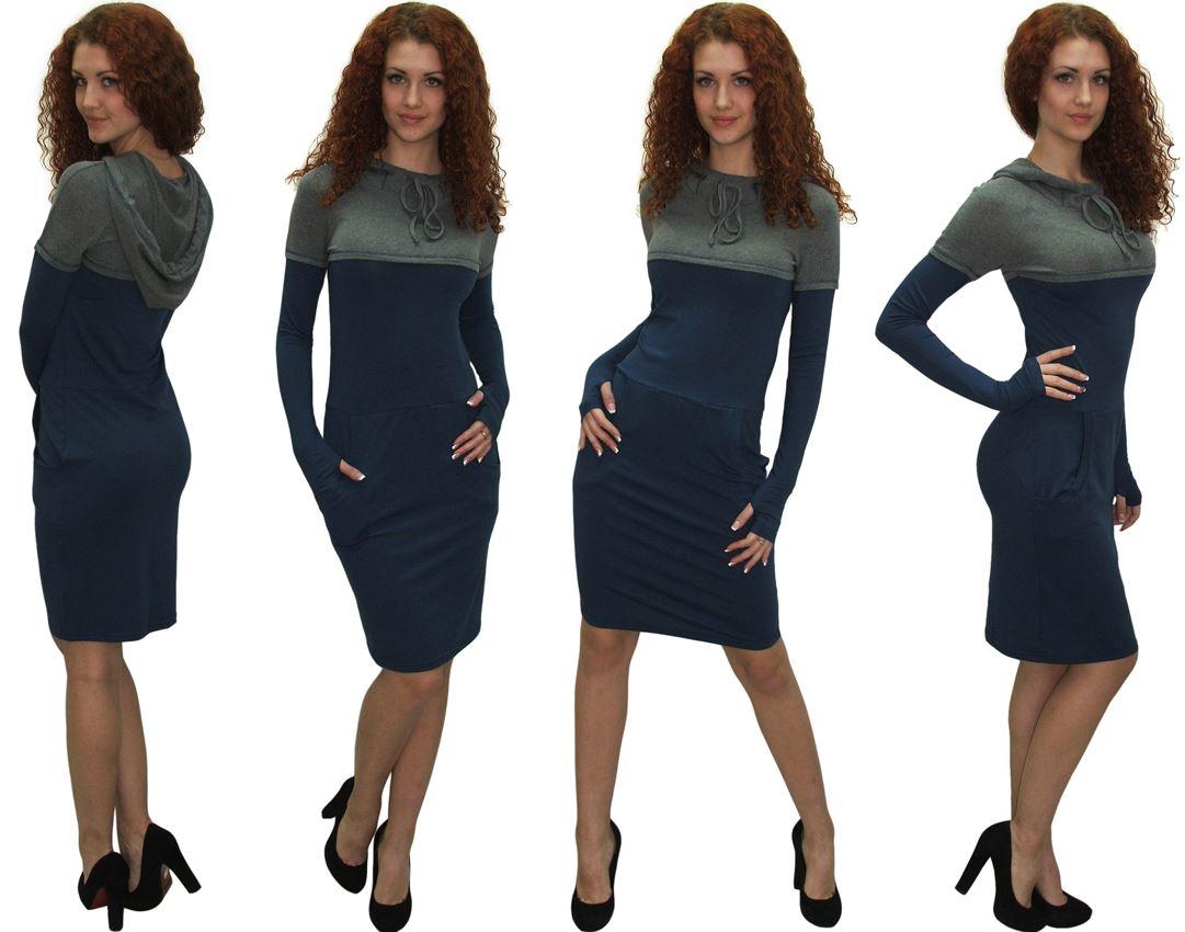 Платья плотные