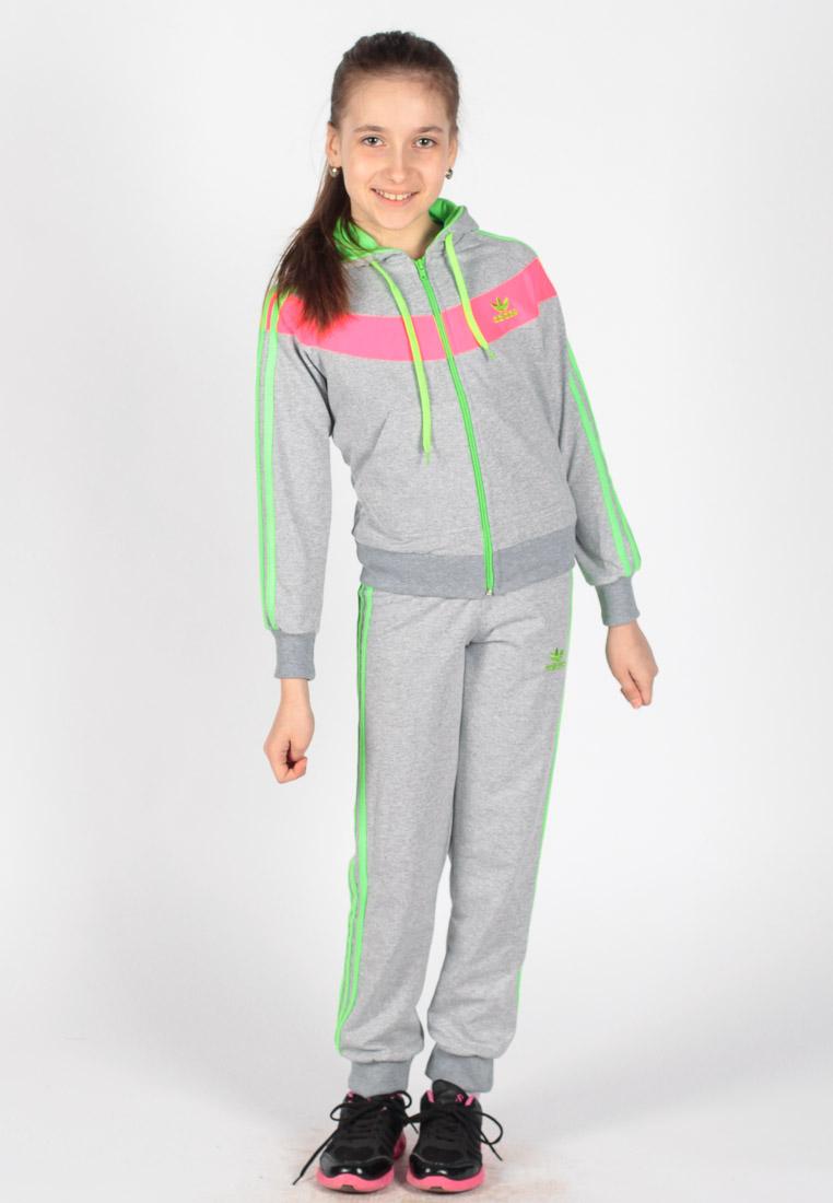 Спортивные костюмы для девочек адидас   Купить
