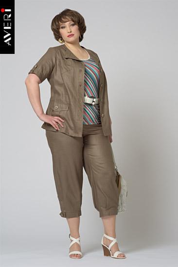 Льняная Одежда Для Полных Женщин На Осень