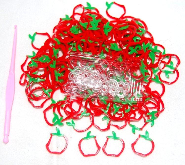 Плетение из резинок виде