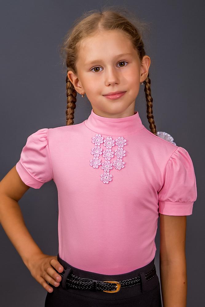 Купить Школьные Блузки И Водолазки Для Девочек