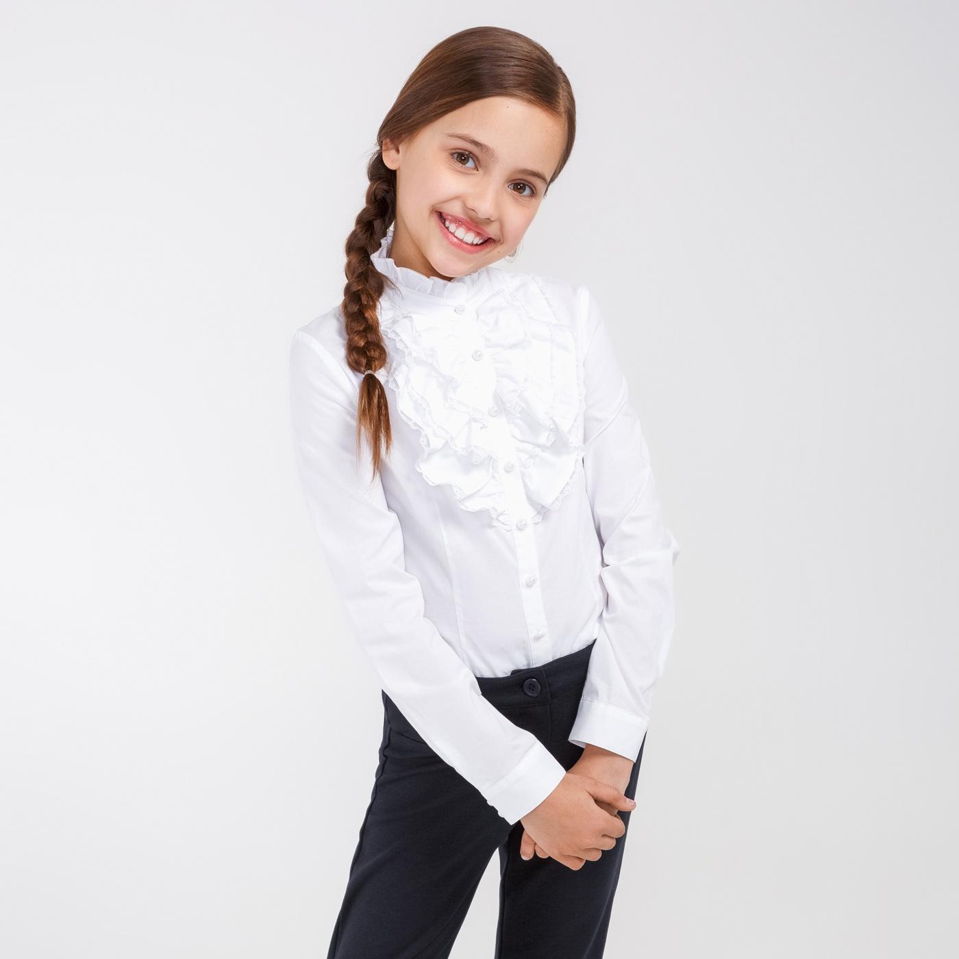 Детские Белые Блузки Для Девочек В Санкт Петербурге