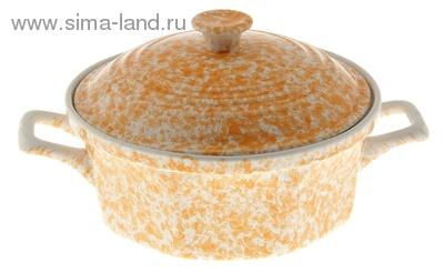 Что готовить в кастрюле из огнеупорной керамики в Бугуруслане,Верхней Синячихе,Минусинске