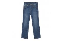 школьные брюки для девочек синие