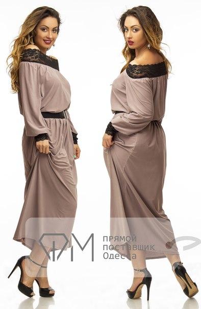 Платья 52 размера