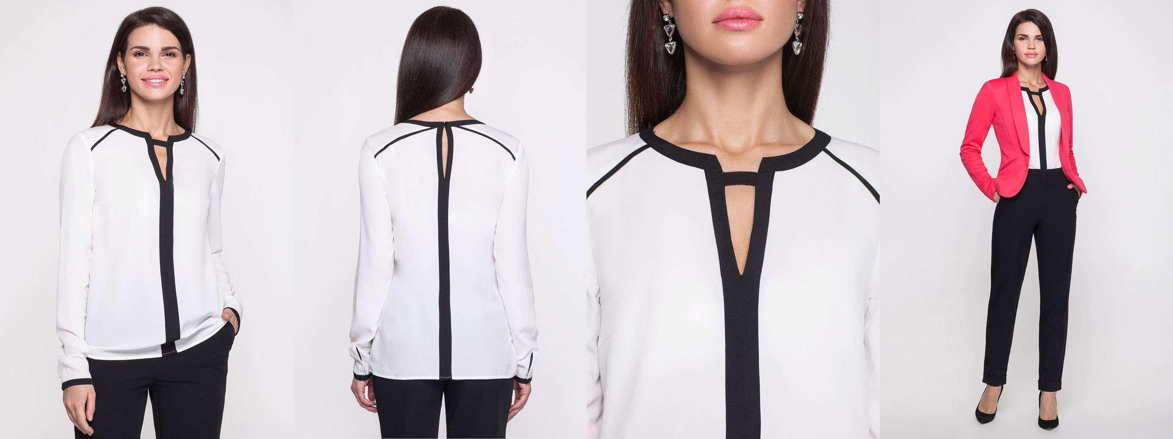 Купить Стильную Модную Блузку Кофту