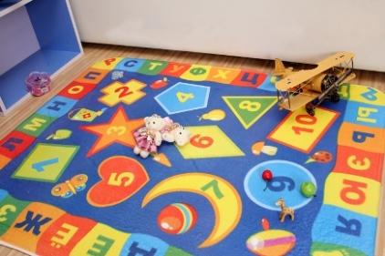 Прикроватный коврик детский своими руками