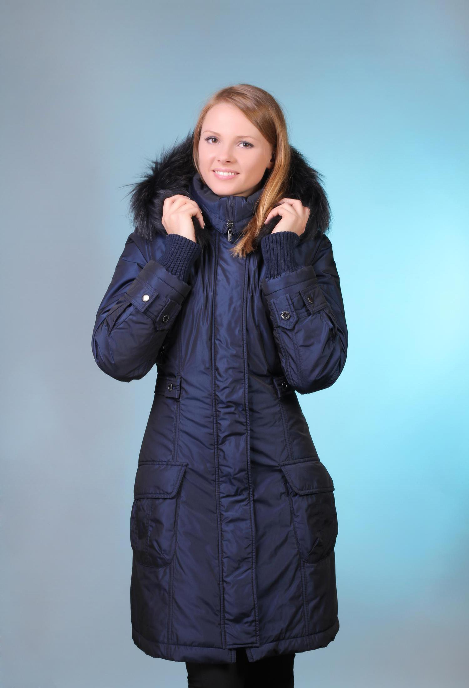 Верхняя Зимняя Одежда Женская Купить