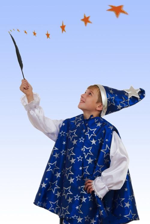 Прокат костюма Звездочет