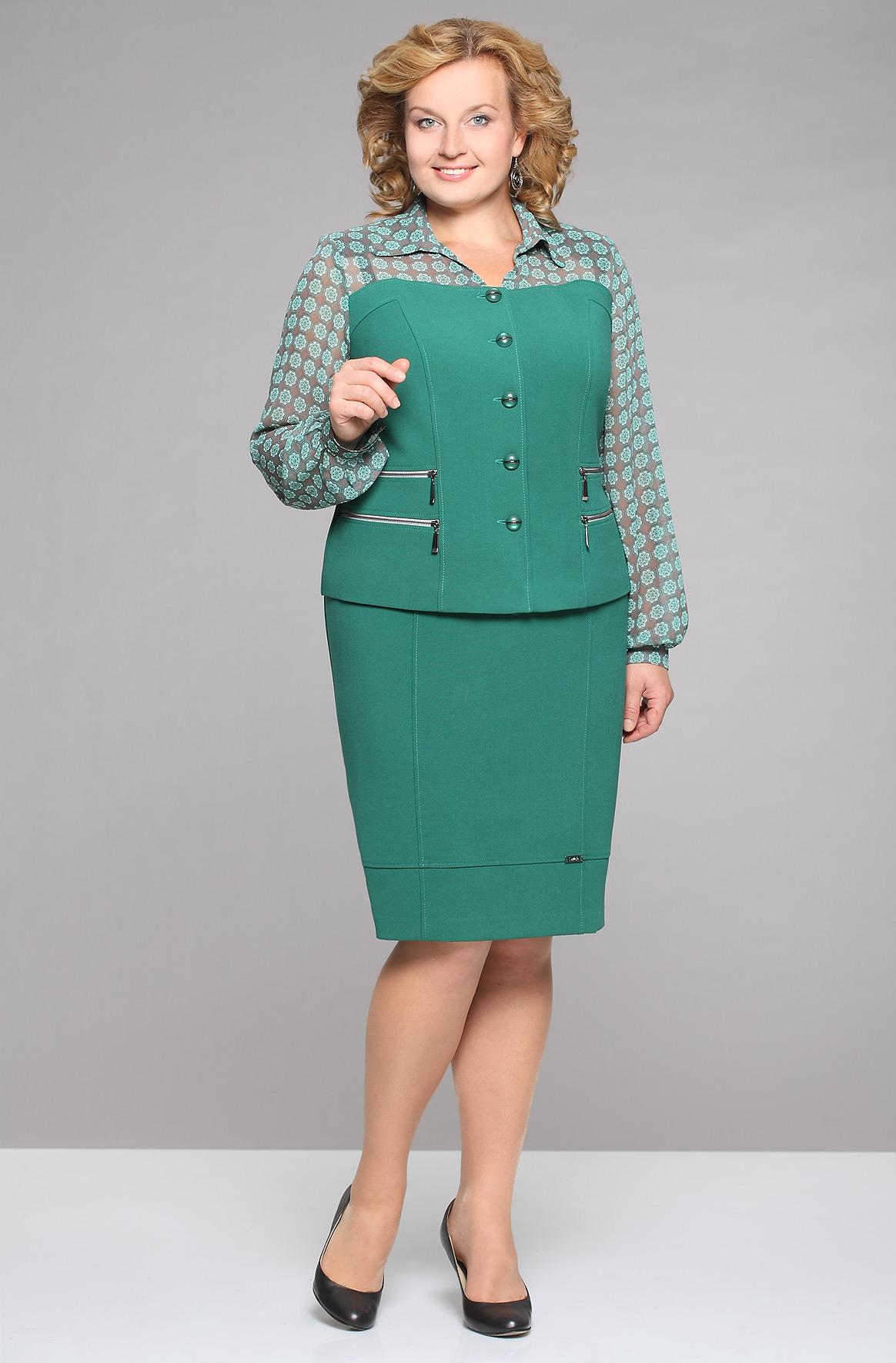 Мы предлагаем вам широкий выбор одежды для полных женщин по очень выгодным ценам
