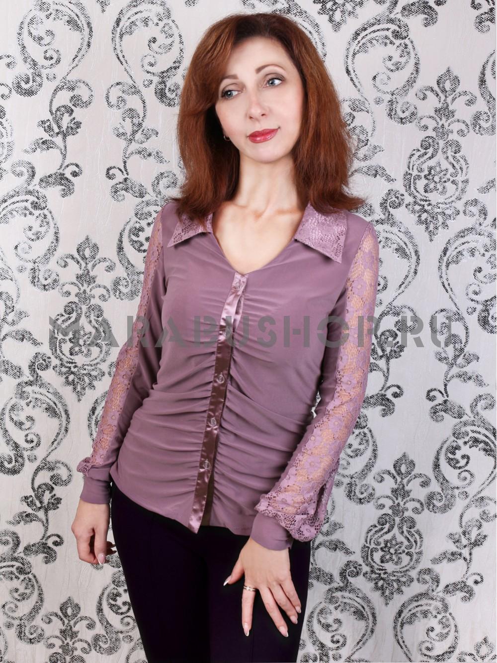 Блузка Из Гипюра С Доставкой