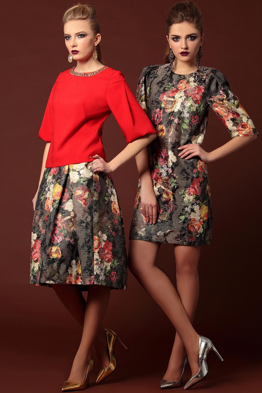 Новые коллекции одежд на новый год