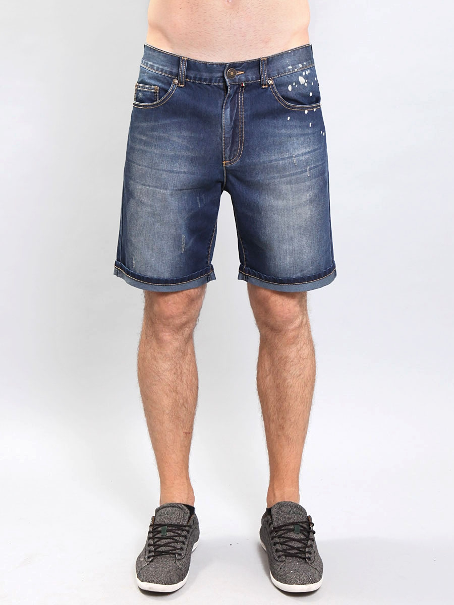 Мужские шорты из джинсов своими руками фото