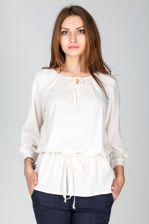 Блузка С Кулиской С Доставкой