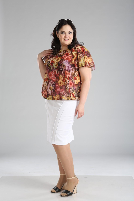 Стильная Женская Одежда Больших Размеров С Доставкой