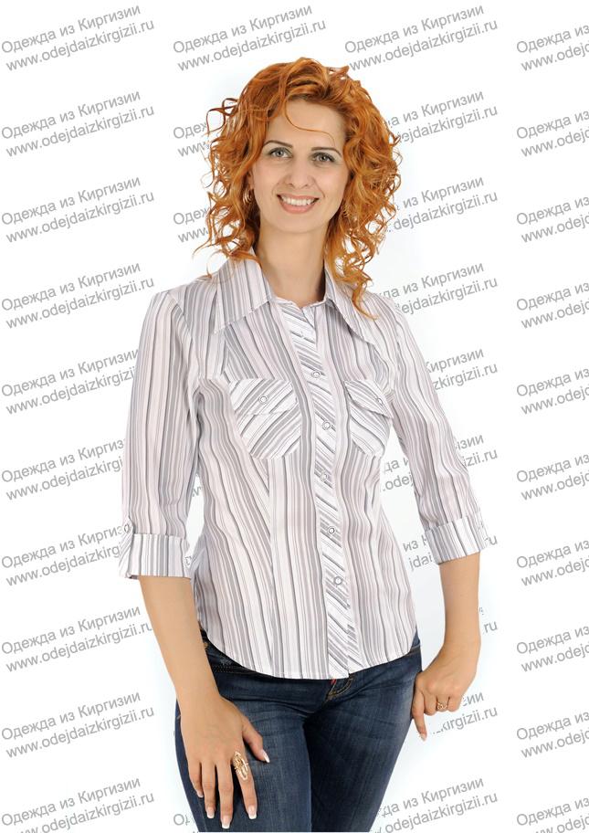 Блузка С Американской Проймой В Челябинске