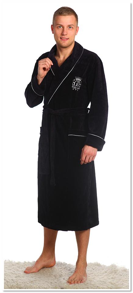 Ивановский мужской халат купить