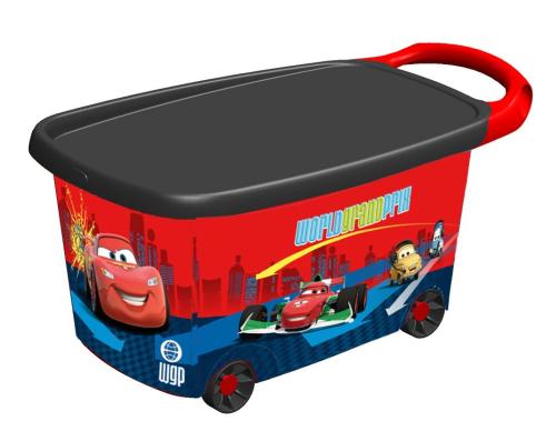 Ящик для игрушек из коробки видео